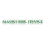 Algorithmic Finance